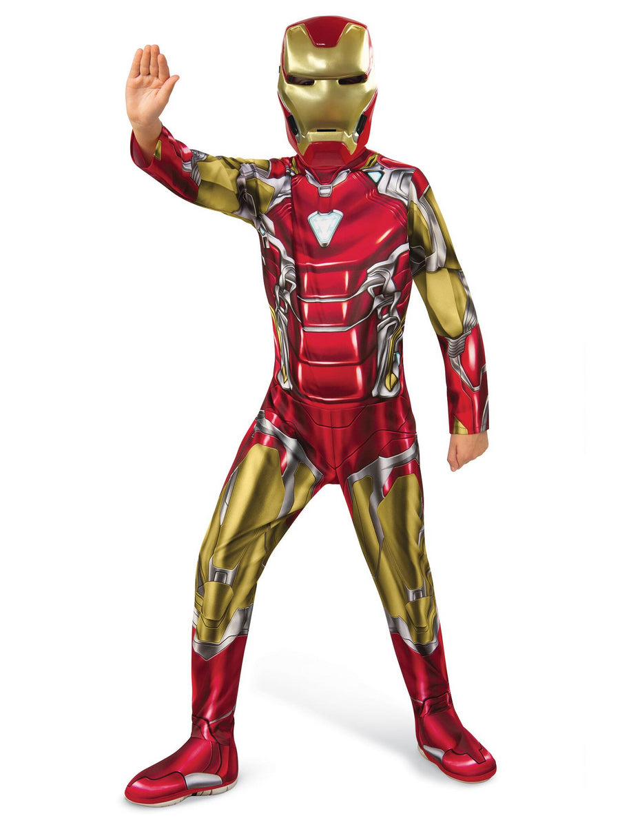 Avengers Endgame Iron Man Costume for Kids