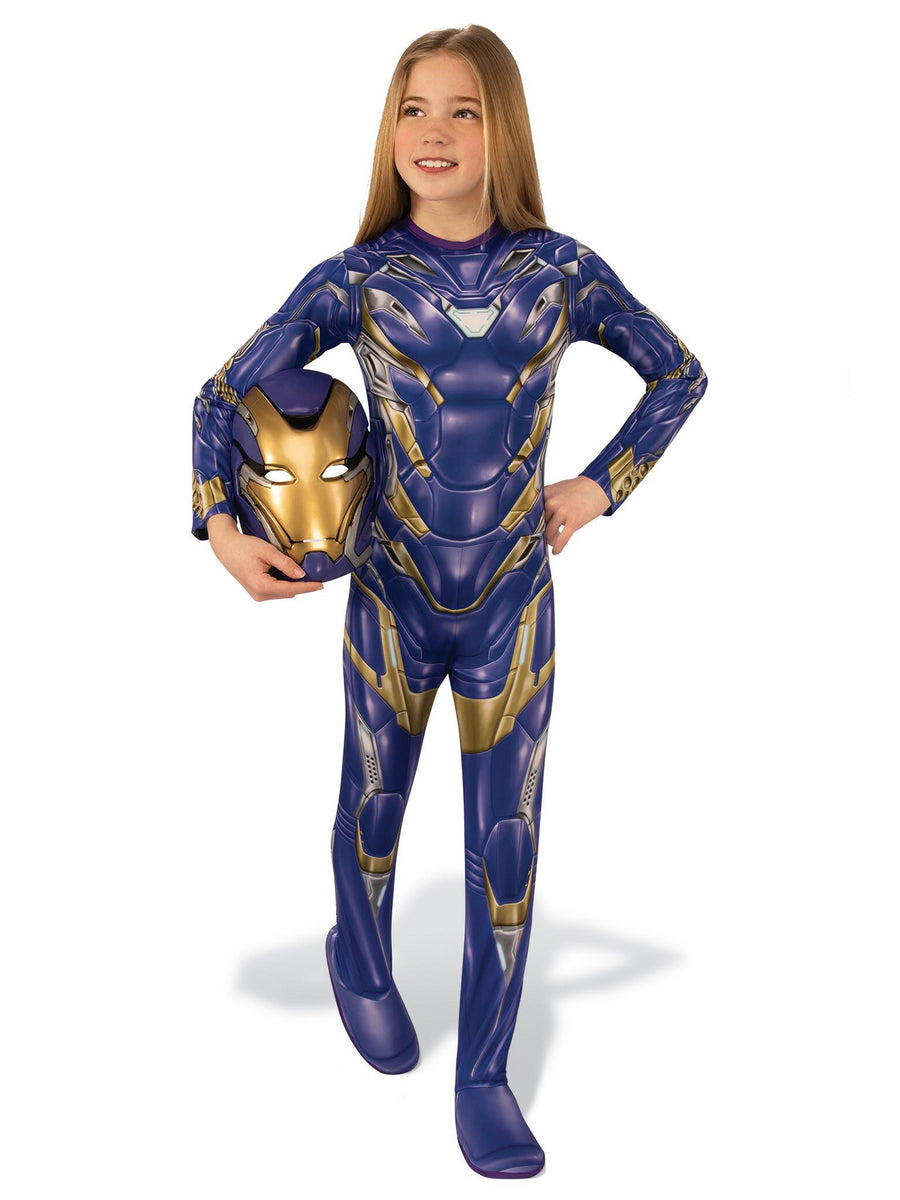 Avengers Endgame Rescue Deluxe Costume for Girls