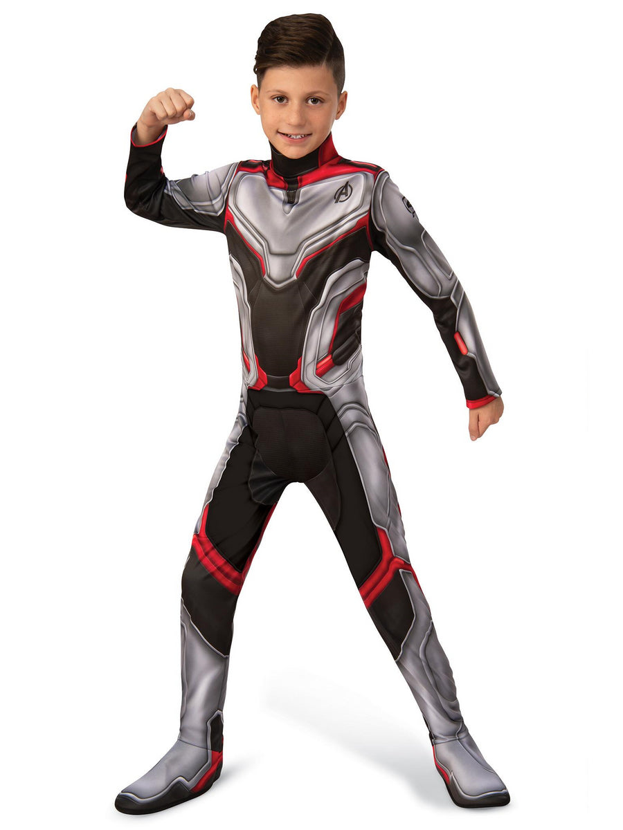Avengers Endgame Team Suit for Kids
