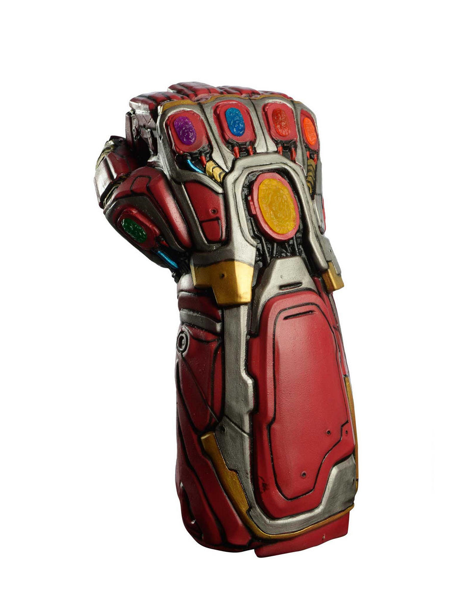 Avengers Iron Man Nano Gauntlet for Adults