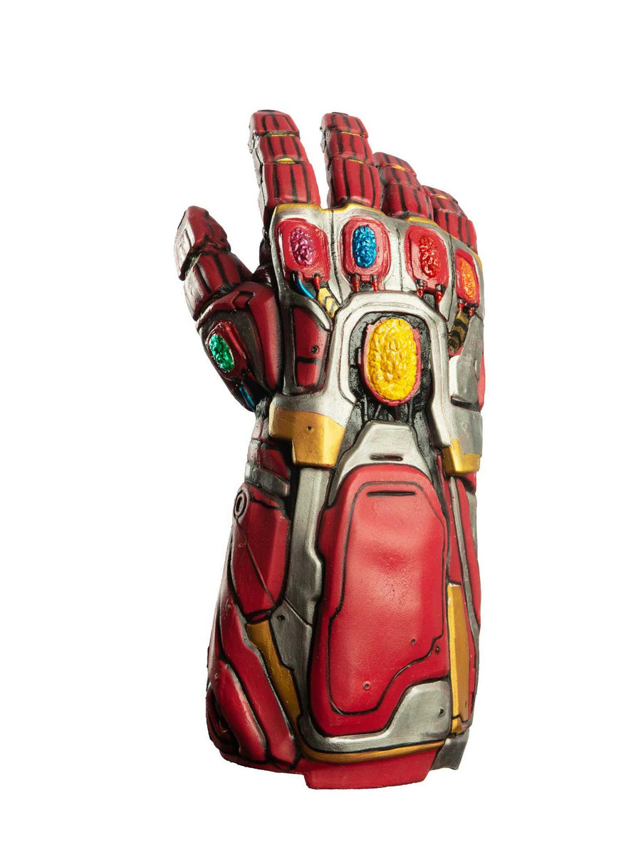 Avengers Nano Latex Gauntlet for Adults
