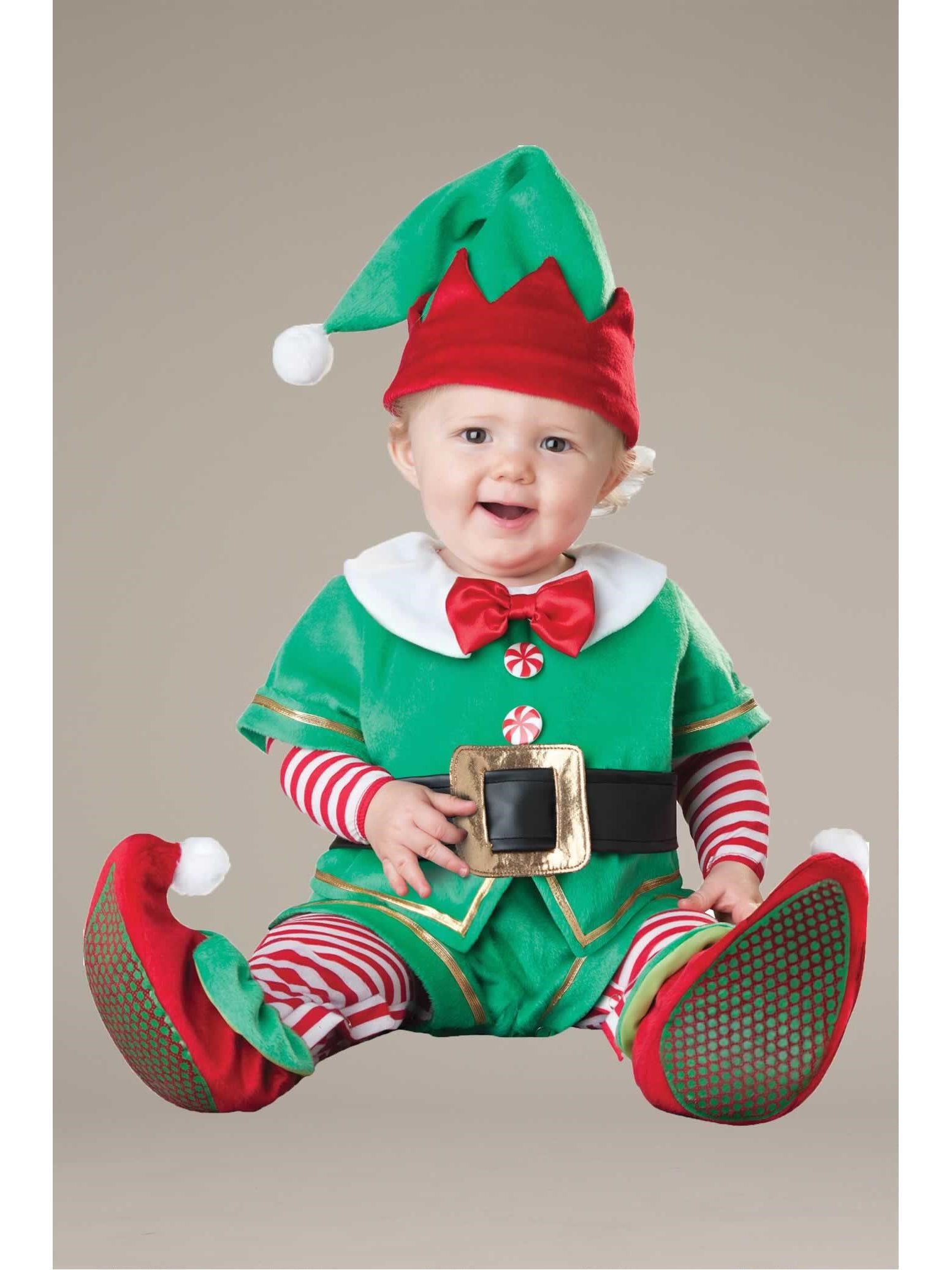 CHILD ELF NORTH POLE SHOES BOYS GIRLS CHRISTMAS COSTUME ACCESSORY