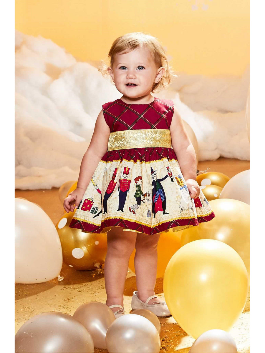 Baby Holiday Ballet Dress