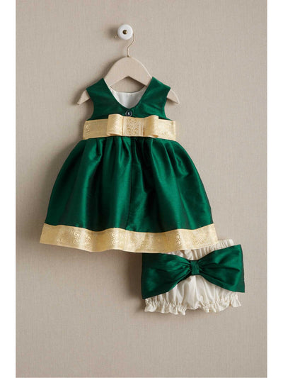Baby Winter Fawn Dress  gre alt2