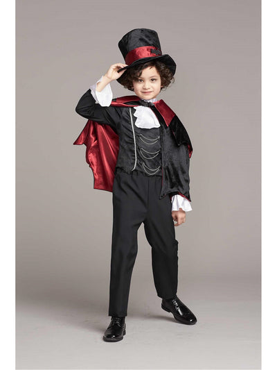 Batty Vampire Costume for Boys