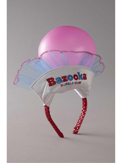Bazooka™ Bubblegum Headpiece