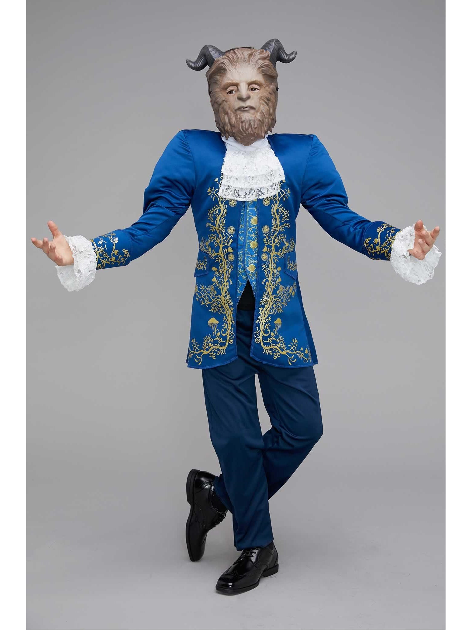 Beast From Beauty and the Beast Costume for Kids ...