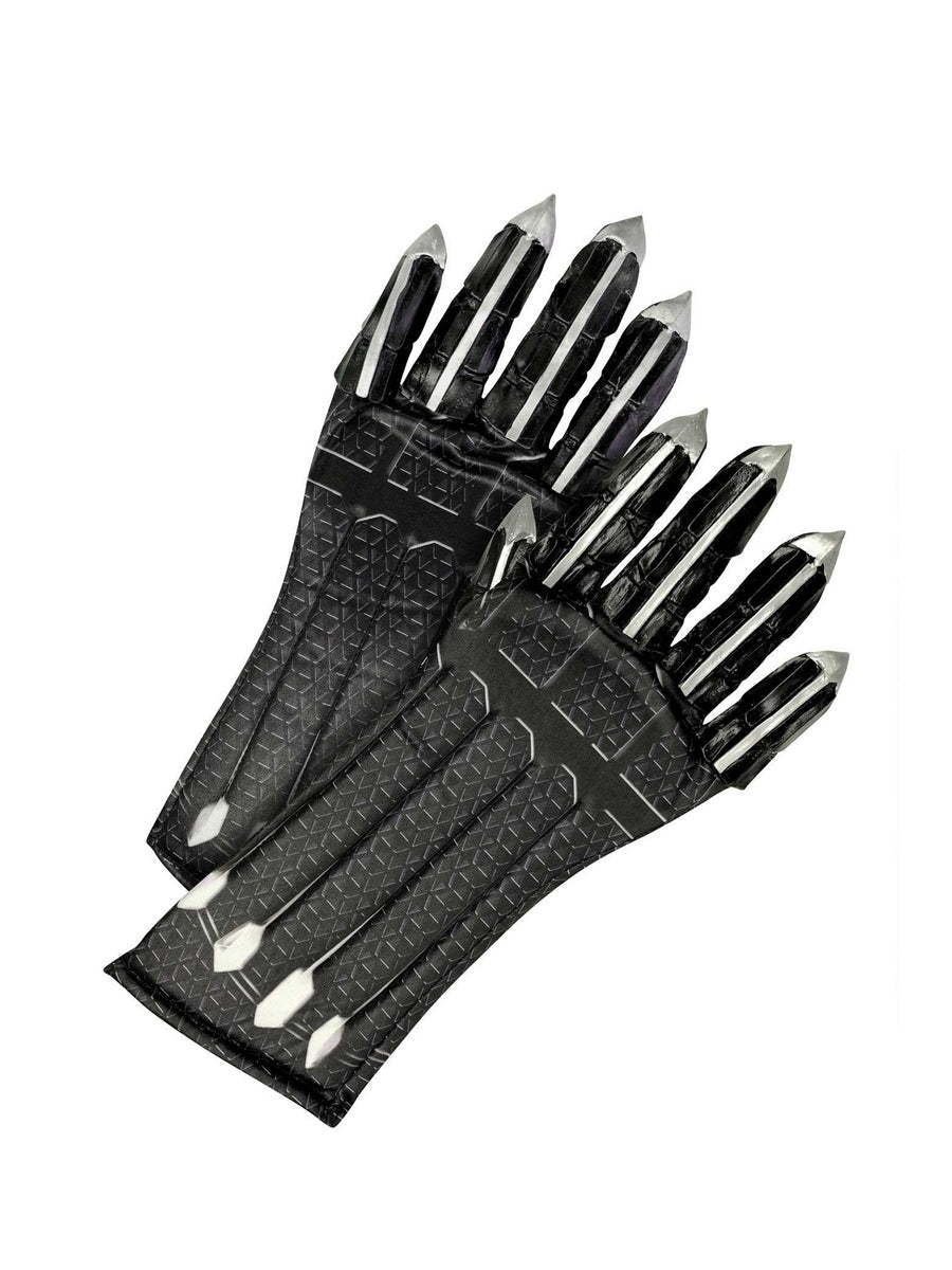 Black Panther Gloves for Kids