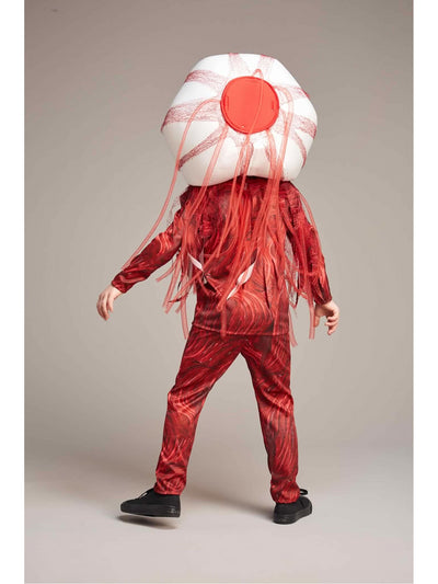 Bloody Eyeball Costume For Kids  mlt alt2