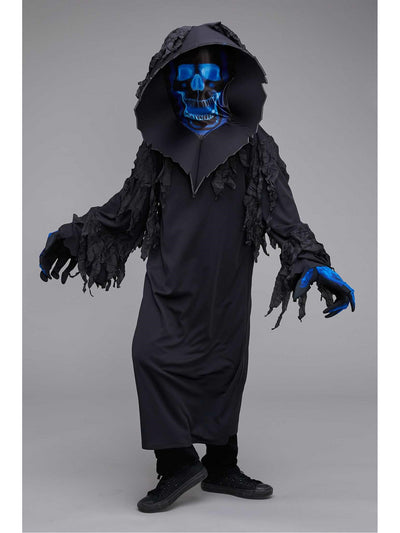 Blue Phantom Costume for Kids