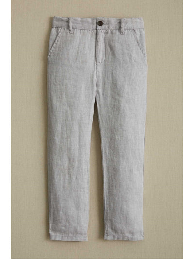 Boys Linen Beach Pants