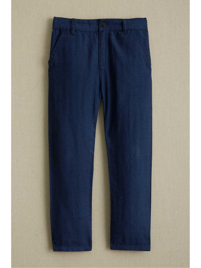 Boys Linen Beach Pants  nav 1