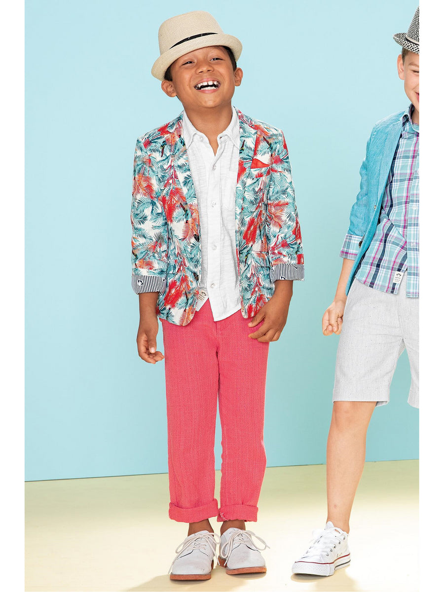 Boys Beach Pants