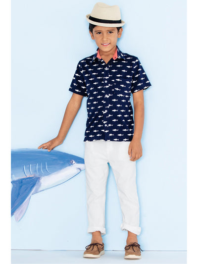 Boys Beach Pants  hib alt2