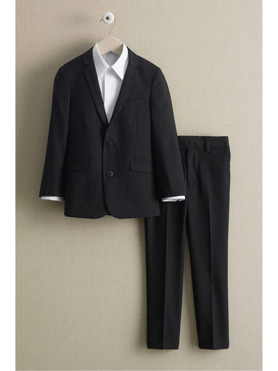 Boys Black Mod Suit
