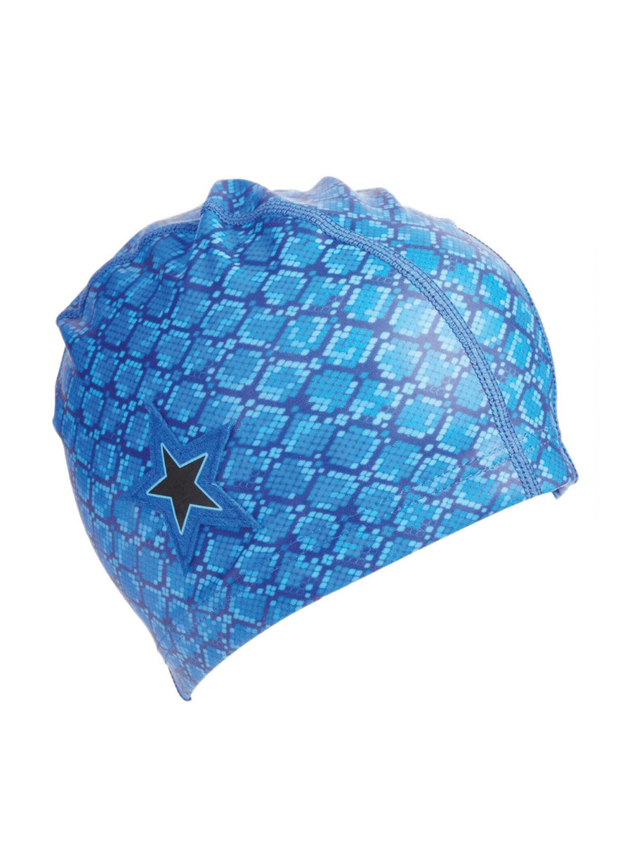 Boys Bling2O™ Snake Print Swim Cap