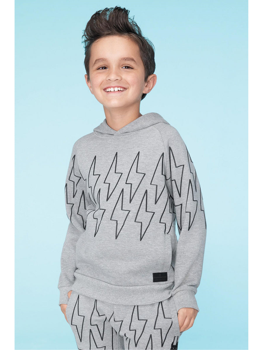 Boys Charger Hoodie