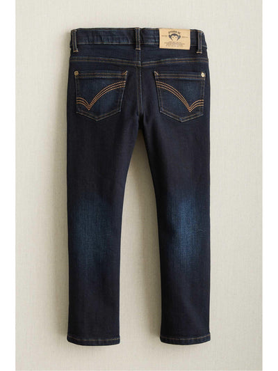 Boys Dark Wash Jeans  den alt2