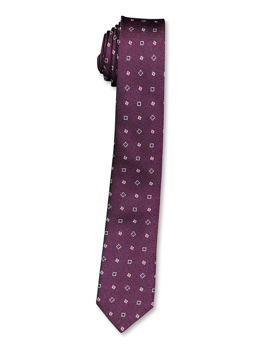 Boys Diamonds & Squares Tie