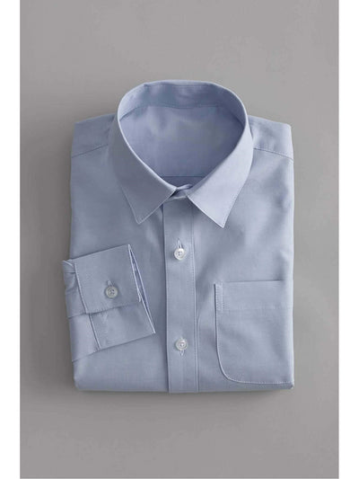 Boys Dress Shirt  blu 1