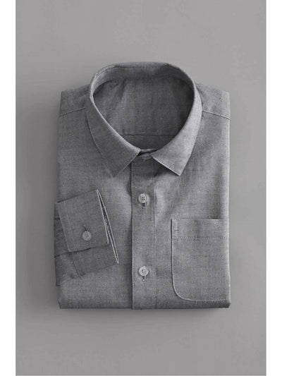 Boys Dress Shirt  gra 1