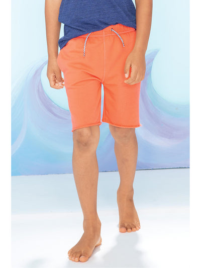 Boys Groovy Guava Camp Shorts