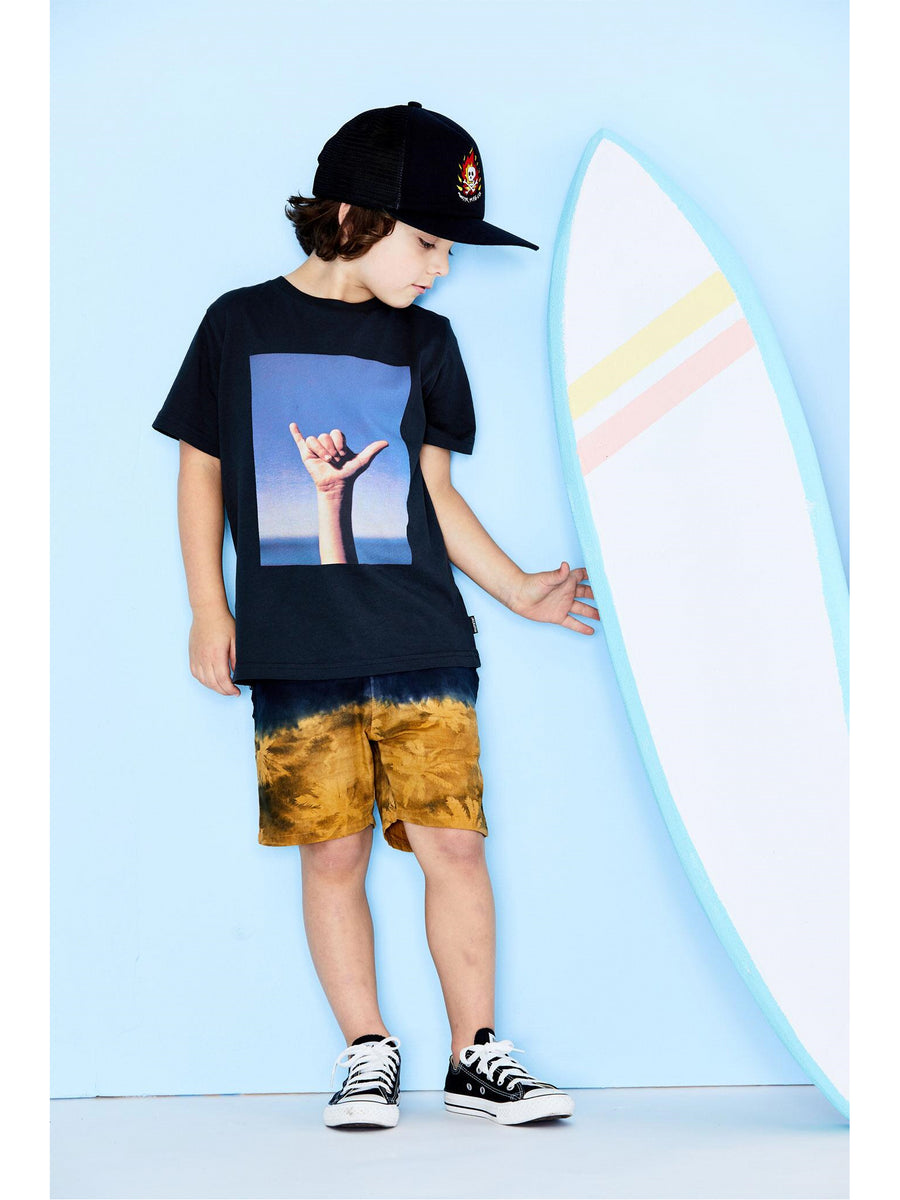 Boys Island Split Board Shorts