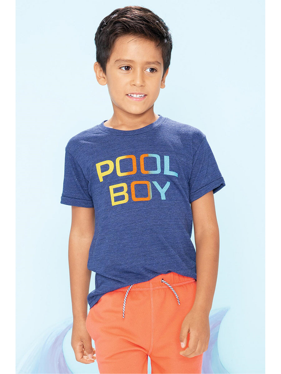 Boys Pool Boy Tee