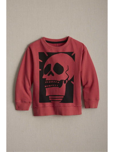 Boys Skeleton Sweatshirt