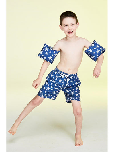 Boys Starfish Swim Trunks  strfh alt2