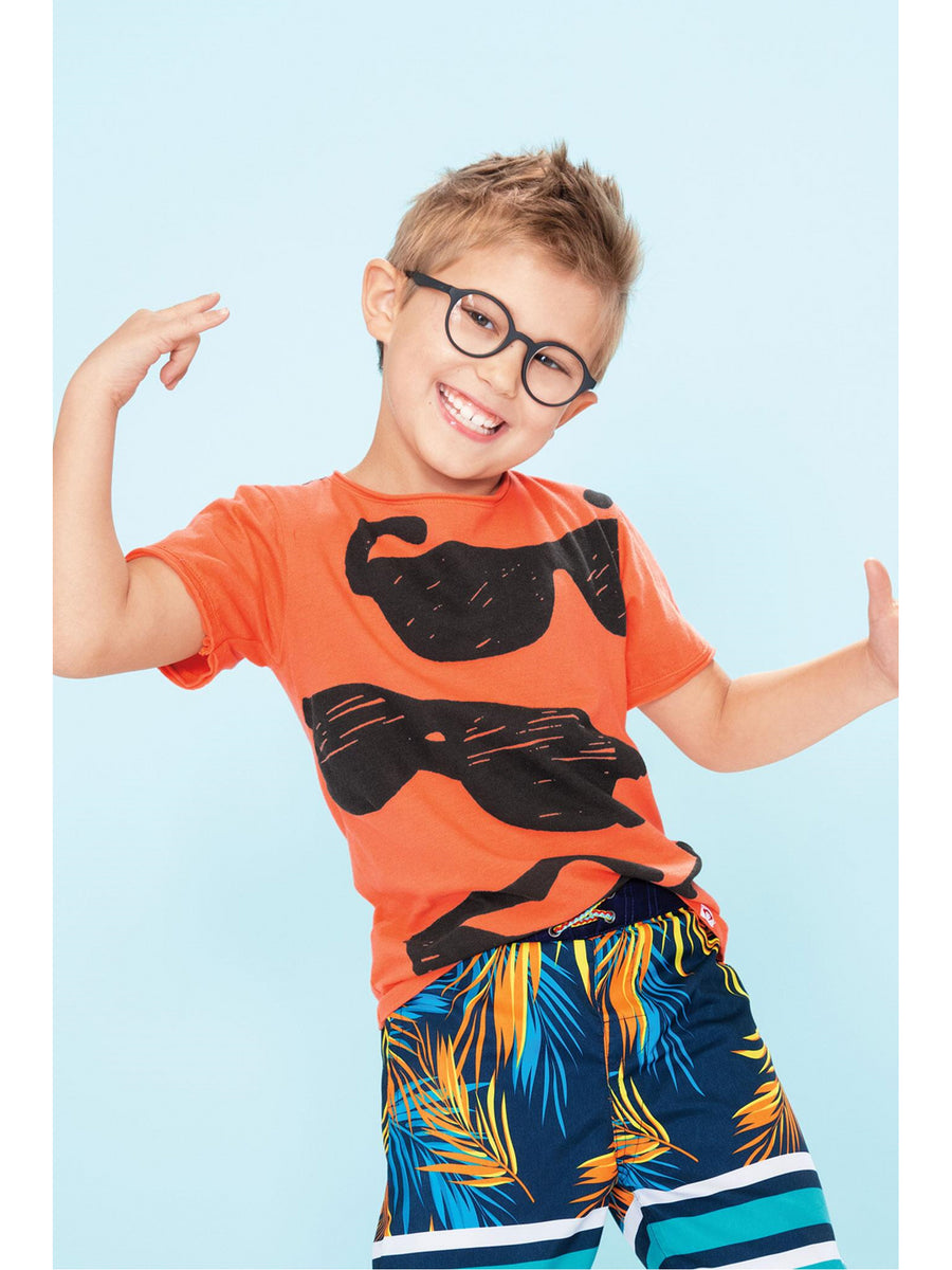 Boys Super-Cool Shades Tee
