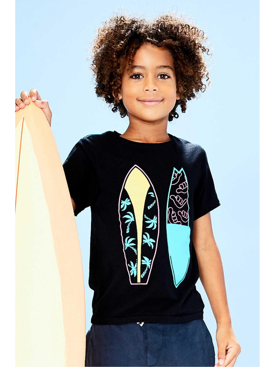 Boys Surfboards Tee