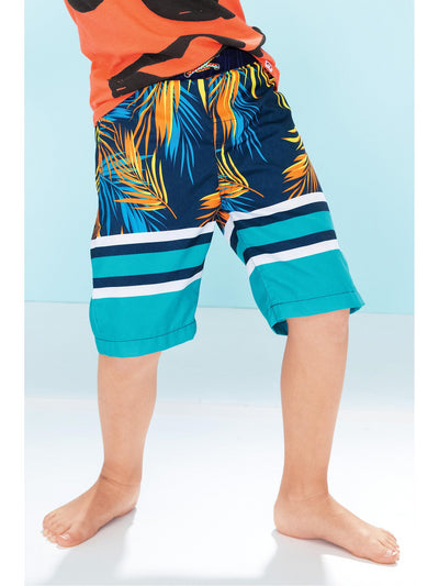 Boys Surf's Up Swim Trunks  plmm 1
