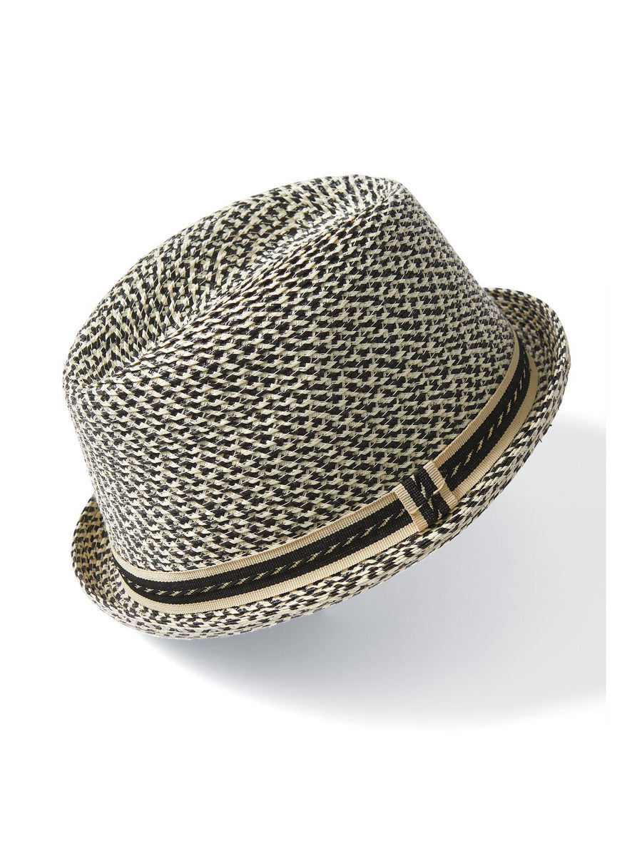 Boys Two-Tone Fedora