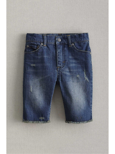 Boys Vintage Denim Cutoff Shorts  den 1