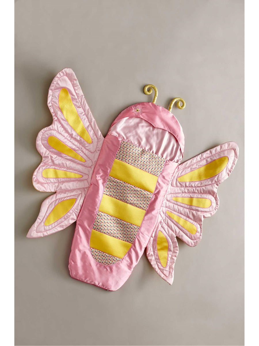 Butterfly Sleeping Bag