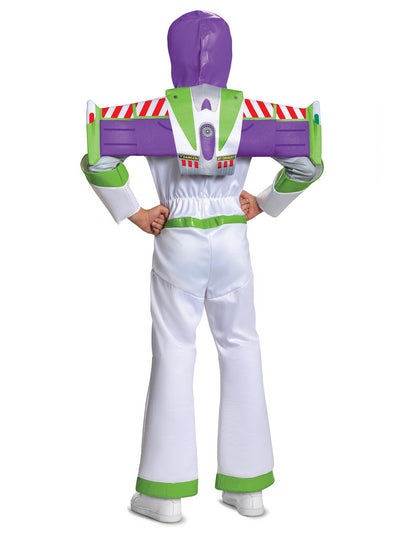 Buzz Lightyear Costume for Kids  wht alt1