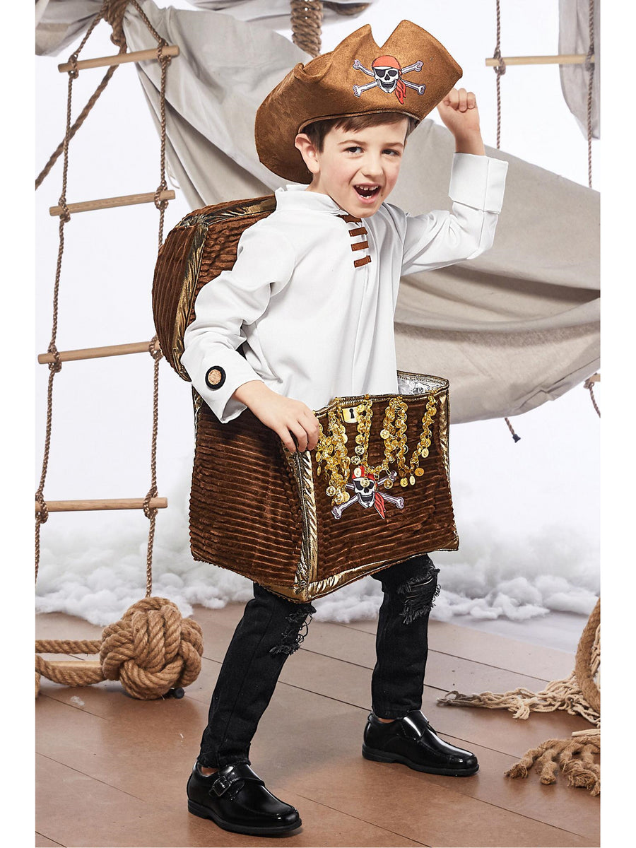 Candy Catcher Pirate's Booty Costume for Kids