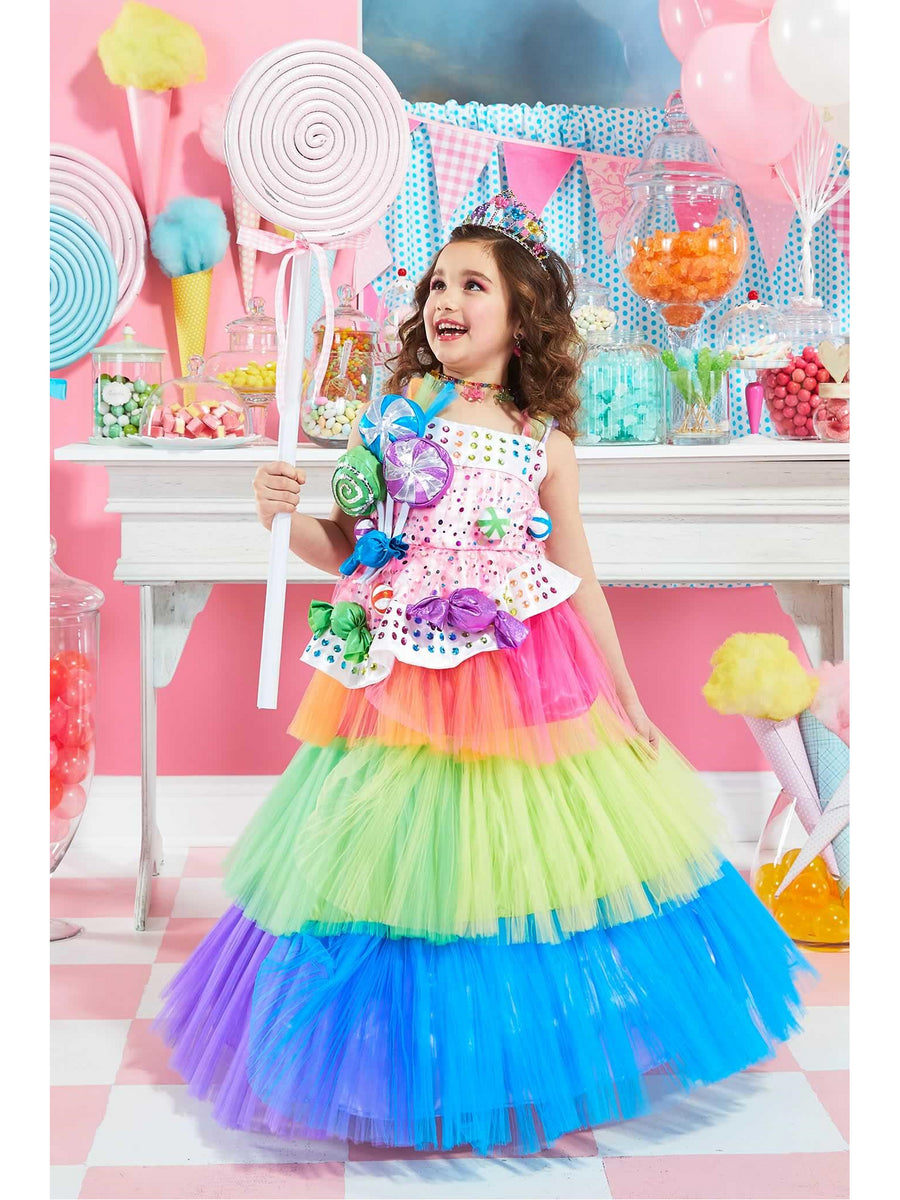 Candy Princess Costume for Girls