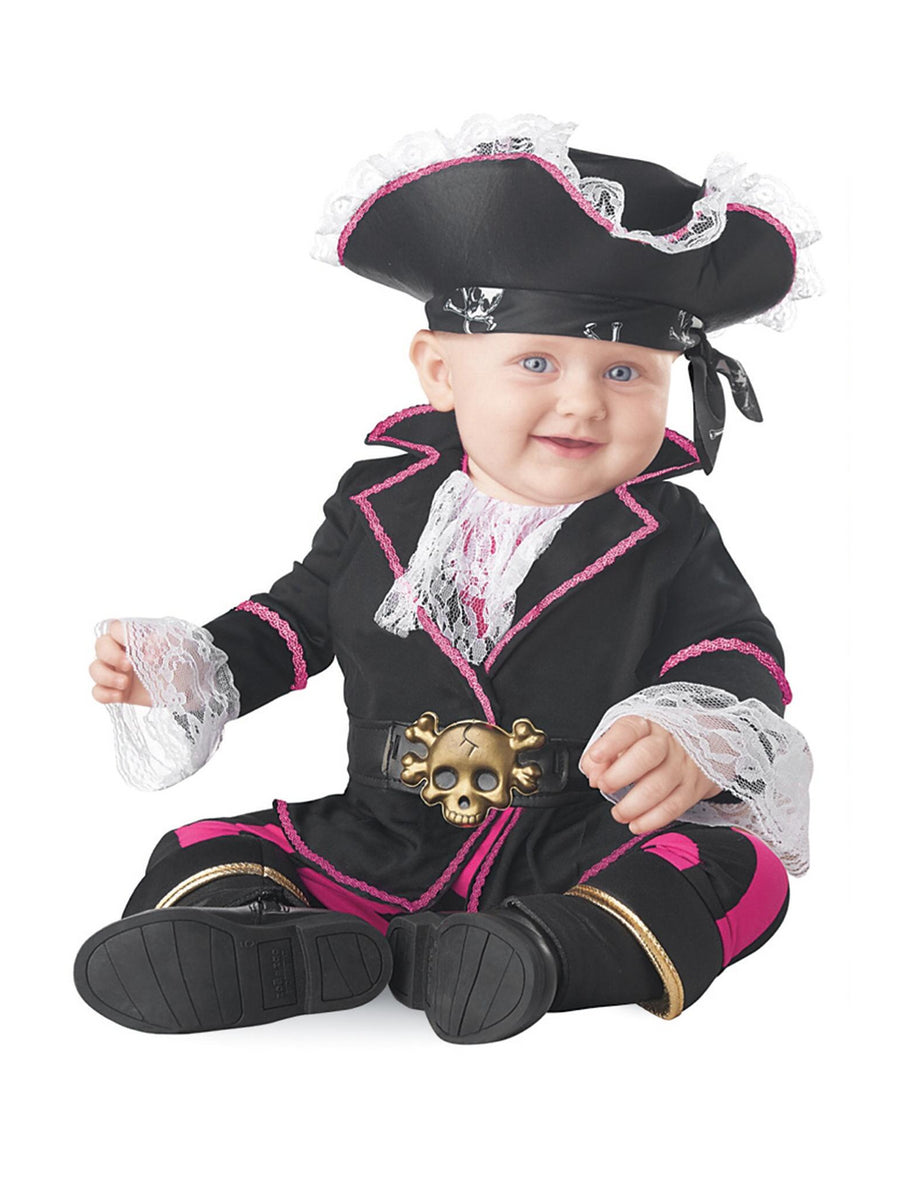 Cap'n Cuddlebug Costume for Baby