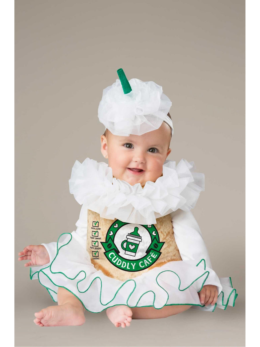 Cappuccino Costume for Baby