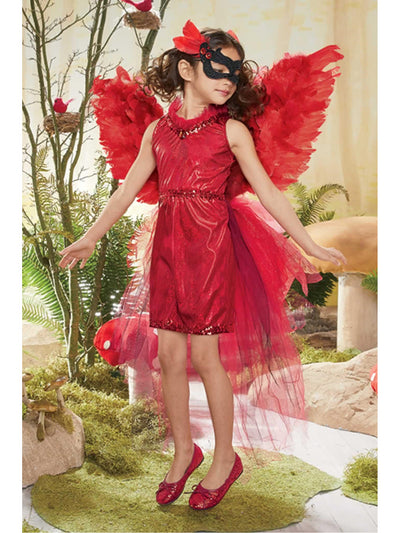 Cardinal Costume for Girls