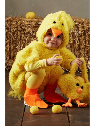 Chick Costume For Baby  yel alt1