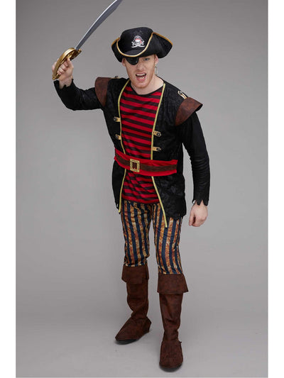 Classic Pirate Costume for Men