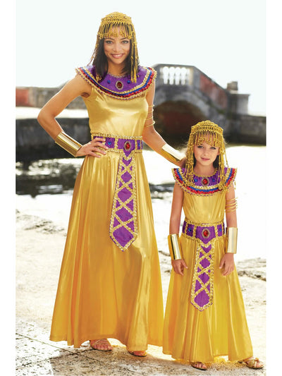 Cleopatra Costume for Girls  gol alt1