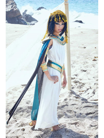 Cleopatra Costume for Girls  whi alt1