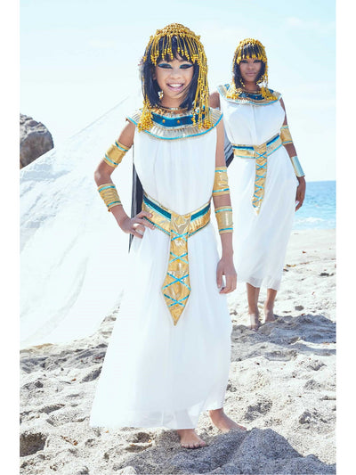 Cleopatra Costume for Girls  whi alt2