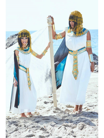 Cleopatra Costume for Girls  whi alt3