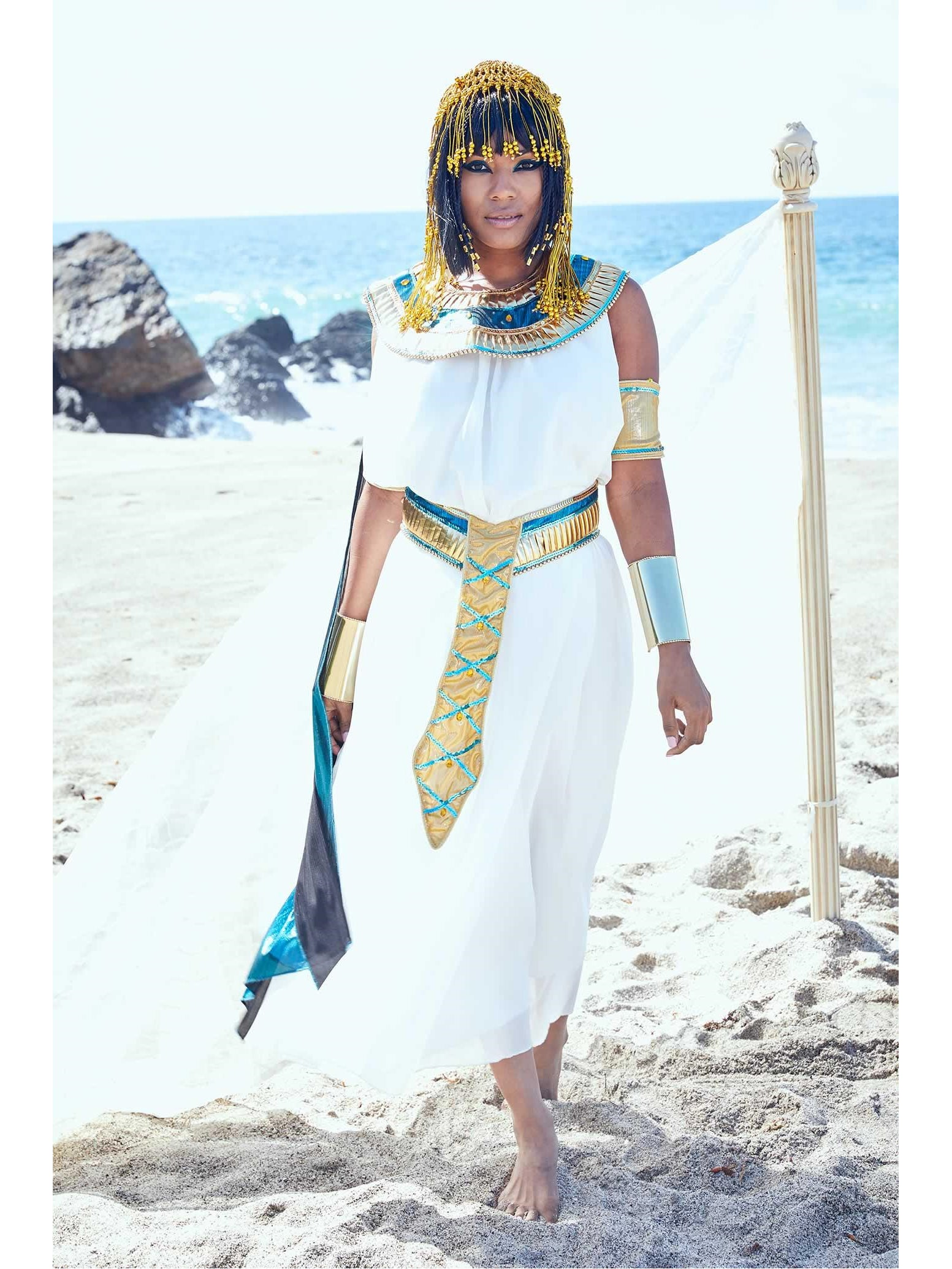 Cleopatra Costume For Women Chasing Fireflies