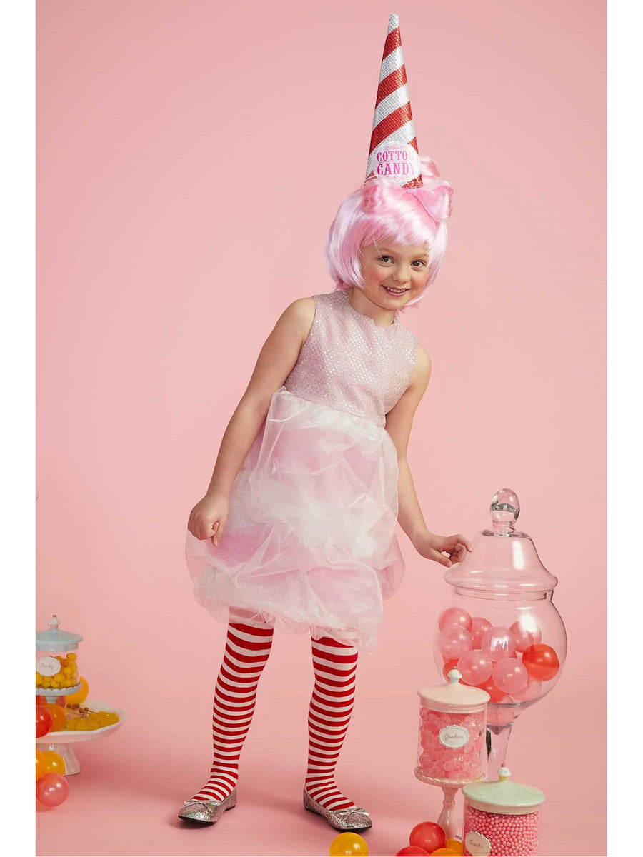 Cotton Candy Costume for Girls